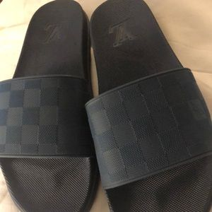 Louis Vuitton men's slides